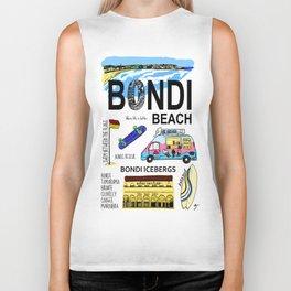 Bondi Beach Biker Tank