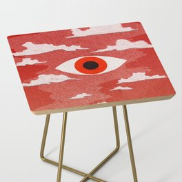 Safety Matches: Psyche Side Table