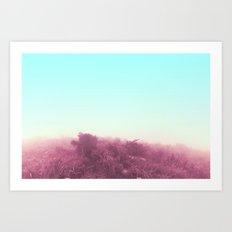 It's All A Dream Art Print