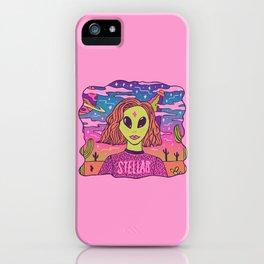Stellar Girl iPhone Case