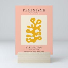 L'ART DU FÉMINISME III Mini Art Print