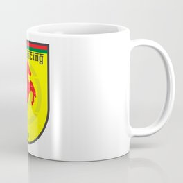 IRUL F1 Racing Coffee Mug