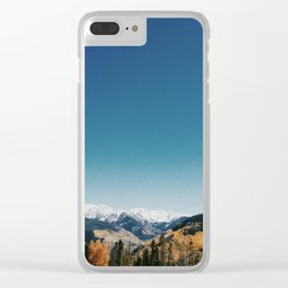Vail, CO Clear iPhone Case