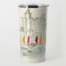 Pride City Travel Mug