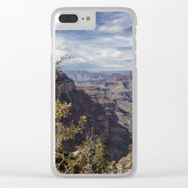 Grand Canyon No. 7 Clear iPhone Case