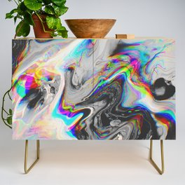 CONFUSION IN HER EYES THAT SAYS IT ALL Credenza