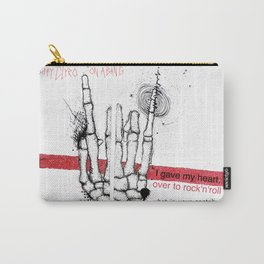 """Biffy Clyro - """"on a bang"""" Carry-All Pouch"""