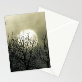 Winter Into Spring Stationery Cards