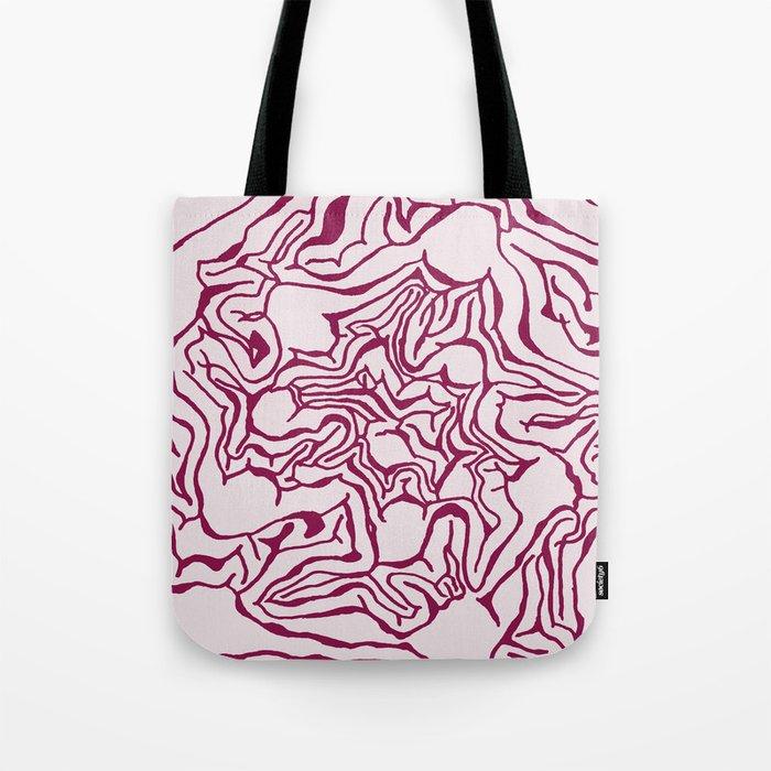 Cabbage Core Tote Bag