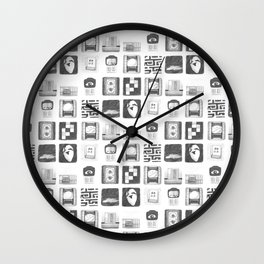 Vignettes - Yume Nikki Wall Clock