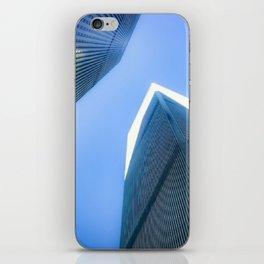 Twin Towers 09/07/2001 iPhone Skin