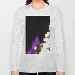 Castle at Night's Light Long Sleeve T-shirt
