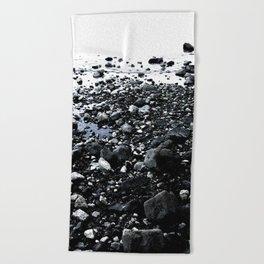 Lisbon - Tagus Beach Beach Towel