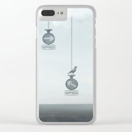 Quest Clear iPhone Case