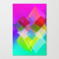 Topaz Canvas Print