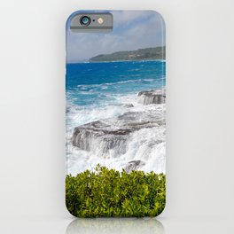 6 Feet From the Edge iPhone Case