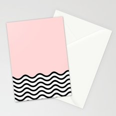 Warm Wave; Stationery Cards