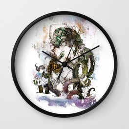 To drink or not to drink? Wall Clock