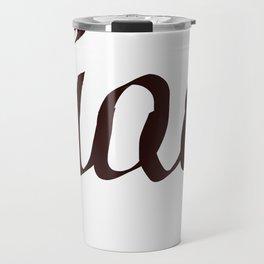 CIAO Travel Mug