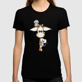 Rikiki, Kimali and Luna T-shirt