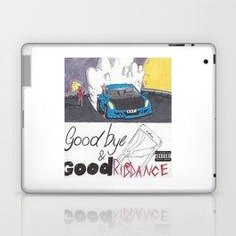 Juice WRLD Good bye and Good Riddance Laptop & iPad Skin