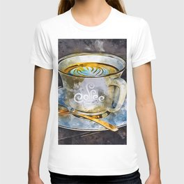 Time For Coffee T-shirt