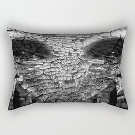 Surreal Gorilla into shadows Rectangular Pillow