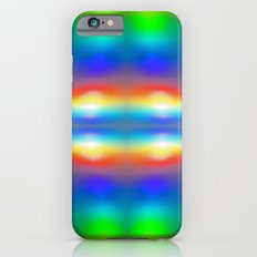 Abstract sunsets Slim Case iPhone 6s