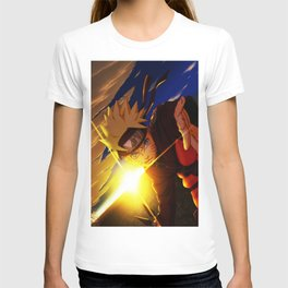 naruto spirit of fire T-shirt