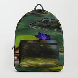 Crocodile River Backpack