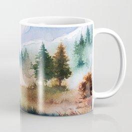 Winter scenery #16 Coffee Mug