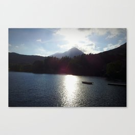 A'Chrois from Inveruglas Canvas Print