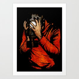"Leroy Has A ""Moment"" Art Print"