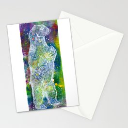 Star Bear Stationery Cards