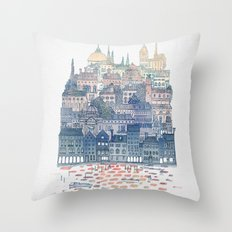 Serenissima Throw Pillow