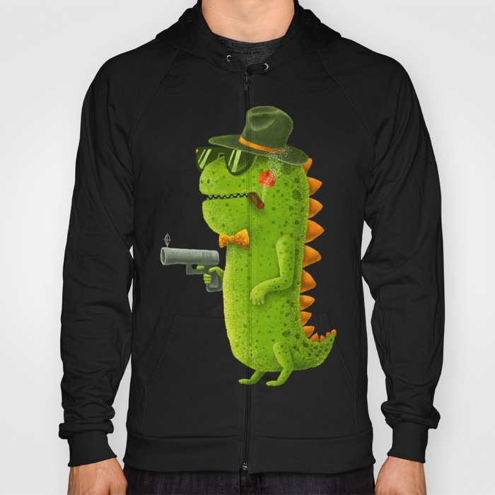 Dino bandito Hoody