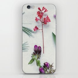 Coral Flower-3 iPhone Skin