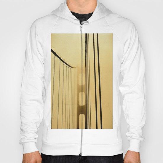 SF Golden Gate Bridge  Hoody