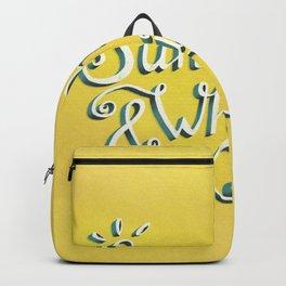 Sunshine & Whiskey Backpack