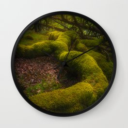 Magical forest - Ireland (RR237) Wall Clock