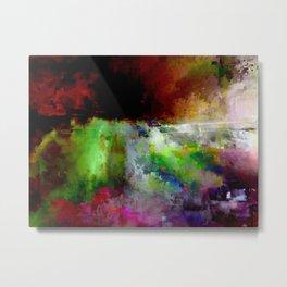 glitch cloud 4. Metal Print