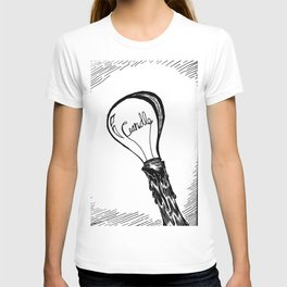 In Wax and Coils T-shirt