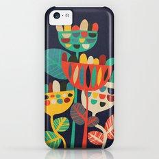 Wild Flowers iPhone 5c Slim Case