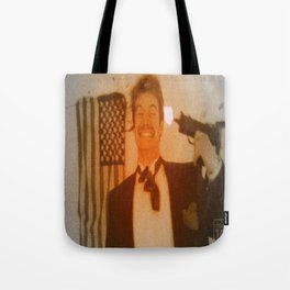 Death of John Wilkes Booth Tote Bag