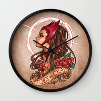 WiTcHeS bE CraZy Wall Clock