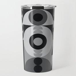 Geometry Games V / Black Palette Travel Mug