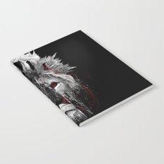 LION - RED EYE Notebook