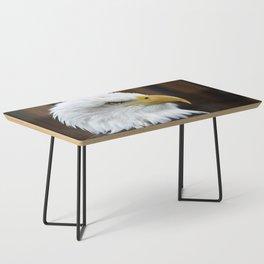 The Bald Eagle Coffee Table