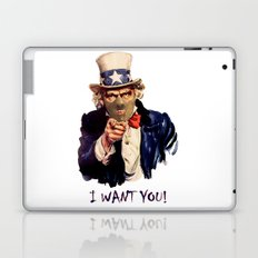 Uncle Sam Laptop & iPad Skin