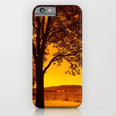 For the Love of Orange iPhone 6s Slim Case